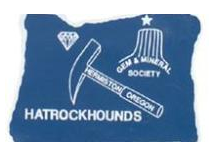 Hatrockhounds Gem and Mineral Society.