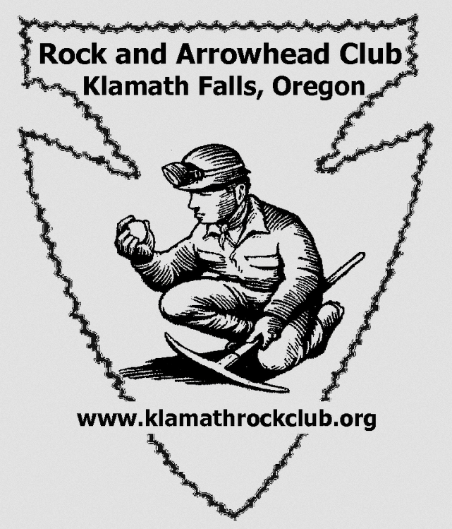 Rock and Arrowhead Club of Klamath Falls, Oregon.
