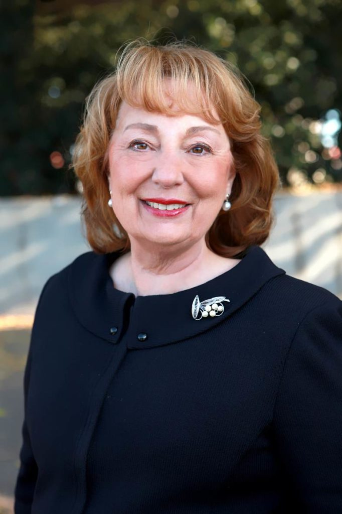 Judith McGee, Rice NW Museum Board Treasurer