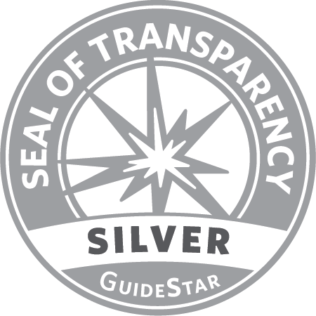 Silver Seal of Transparency from Guidestar